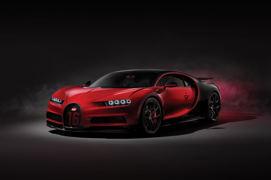 Bugatti CHIRON SPORT 2