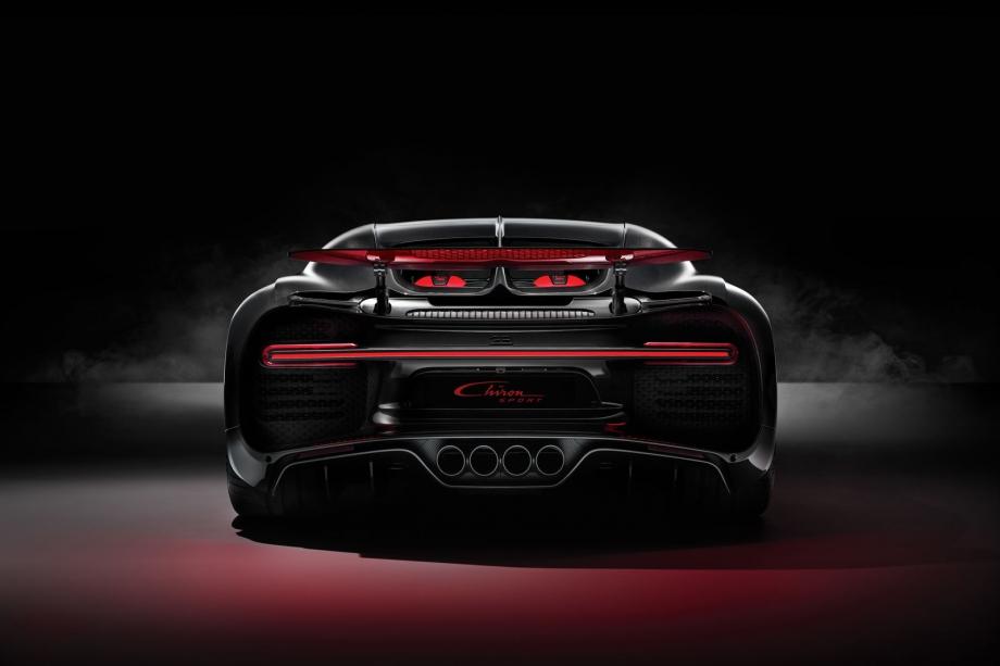 Bugatti CHIRON SPORT 4