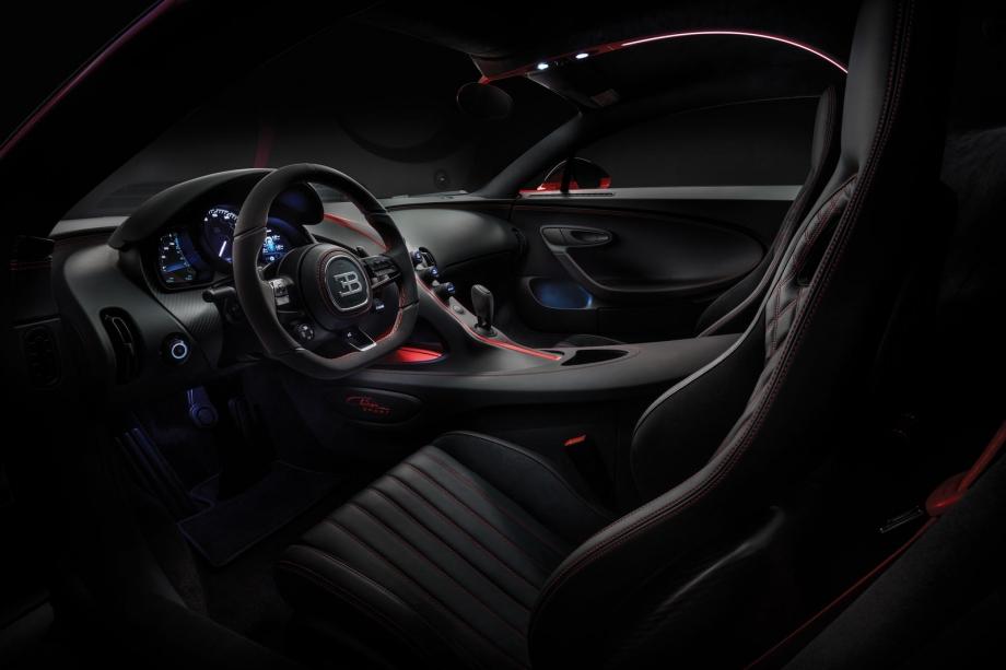 Bugatti CHIRON SPORT 6