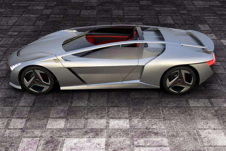 MAK Wheels Prototipo Realizzato per GFG  6