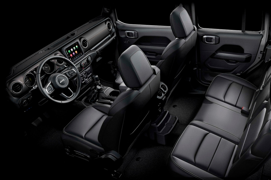 Jeep Nuova Jeep® Wrangler 4xe Plug-In Hybrid  6