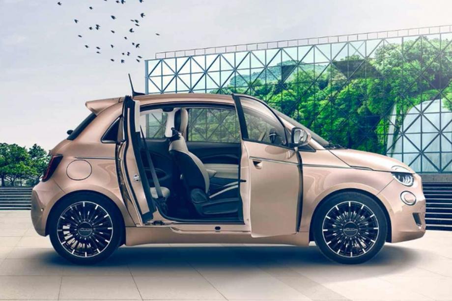 Fiat 500 3+1 BEV LA PRIMA 1