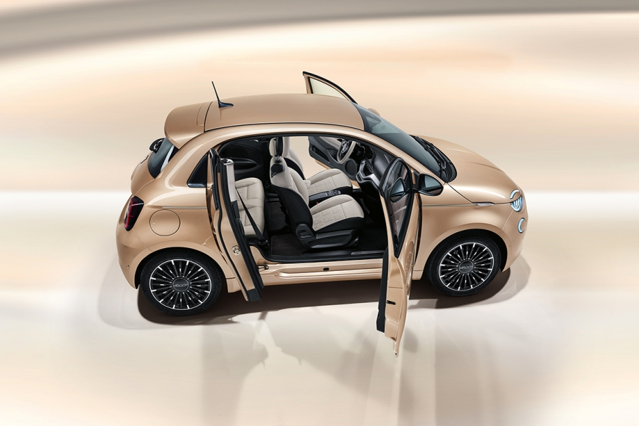 Fiat 500 3+1 BEV LA PRIMA 2