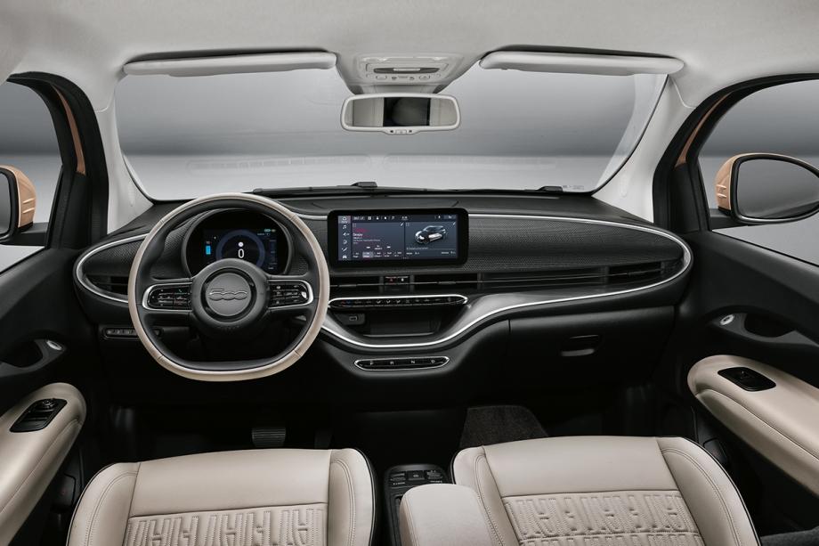 Fiat 500 3+1 BEV LA PRIMA 3