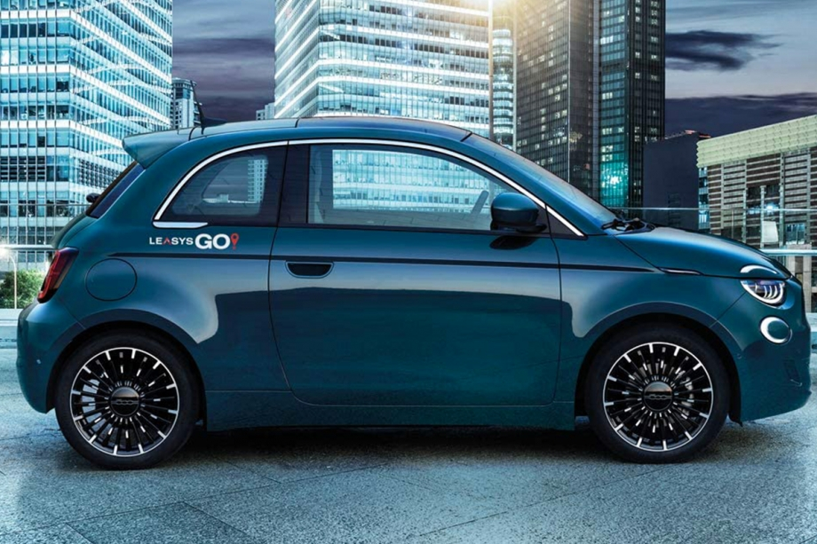 Fiat 500 3+1 BEV LA PRIMA 6
