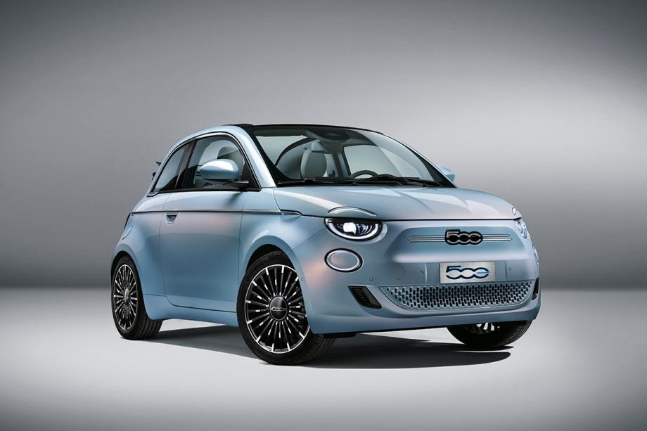 Fiat 500 CABRIO BEV ICON 1