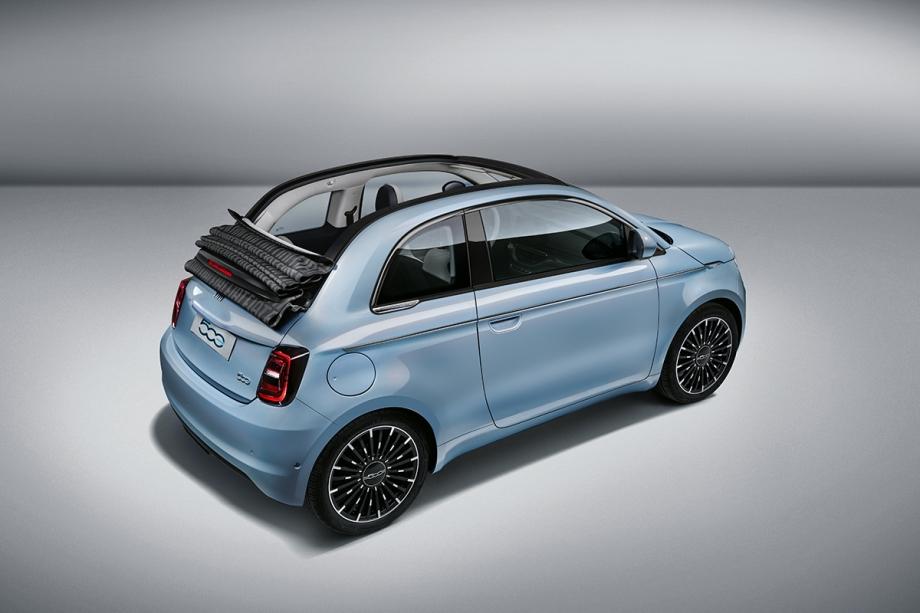 Fiat 500 CABRIO BEV ICON 2