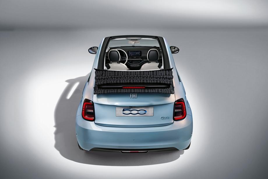 Fiat 500 CABRIO BEV ICON 3