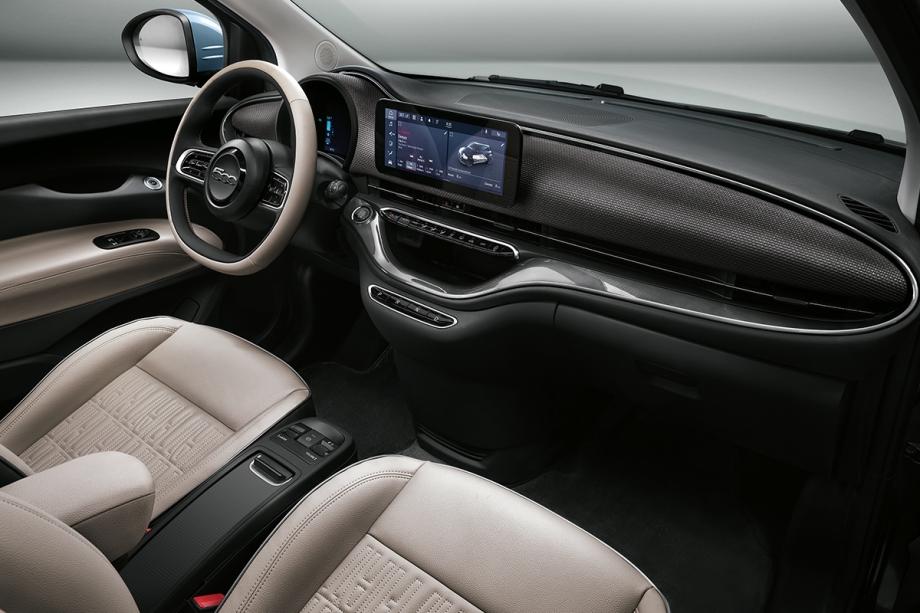 Fiat 500 CABRIO BEV ICON 5