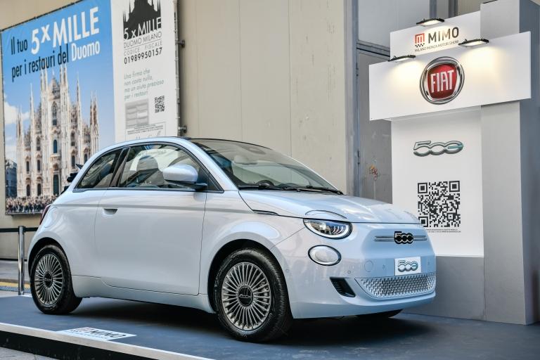 Fiat 500 CABRIO BEV ICON