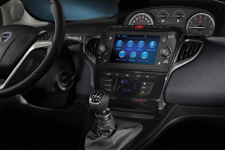 Lancia Nuova Lancia Ypsilon Hybrid EcoChic 3