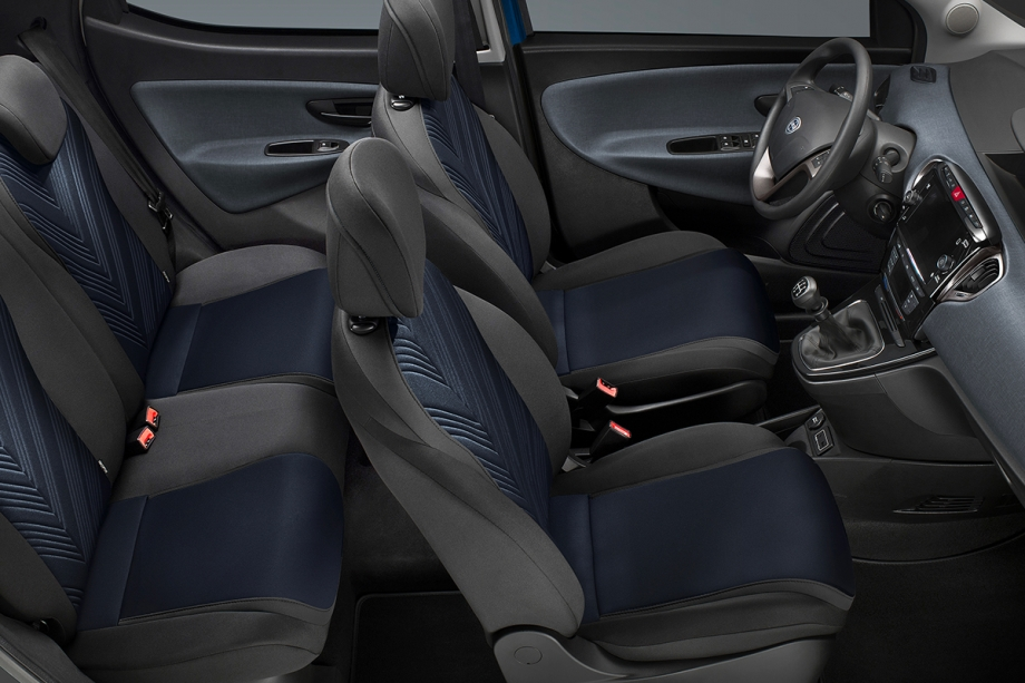 Lancia Nuova Lancia Ypsilon Hybrid EcoChic 6