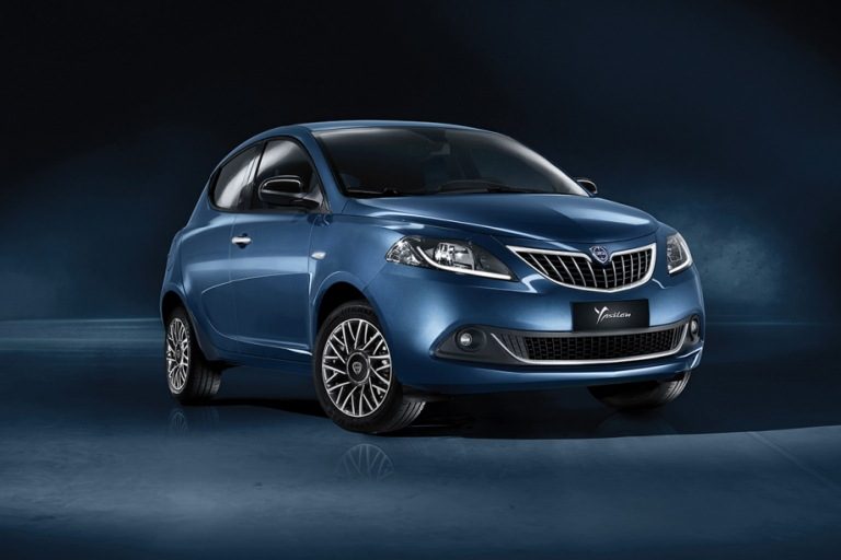 Lancia Nuova Lancia Ypsilon Hybrid EcoChic