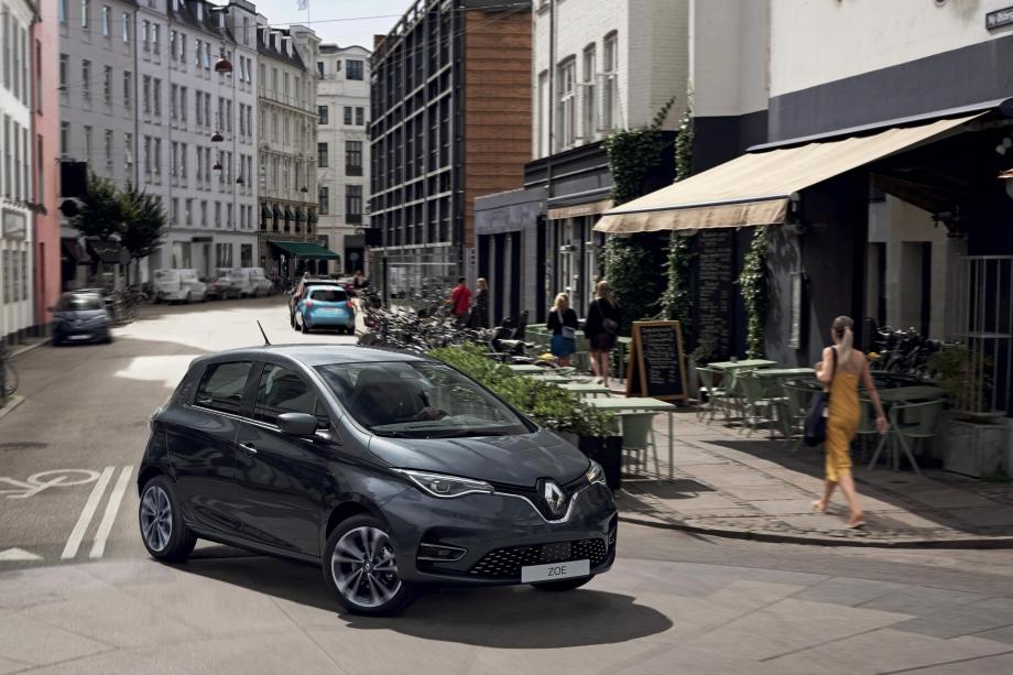 Renault RENAULT ZOE E-TECH ELECTRIC 1