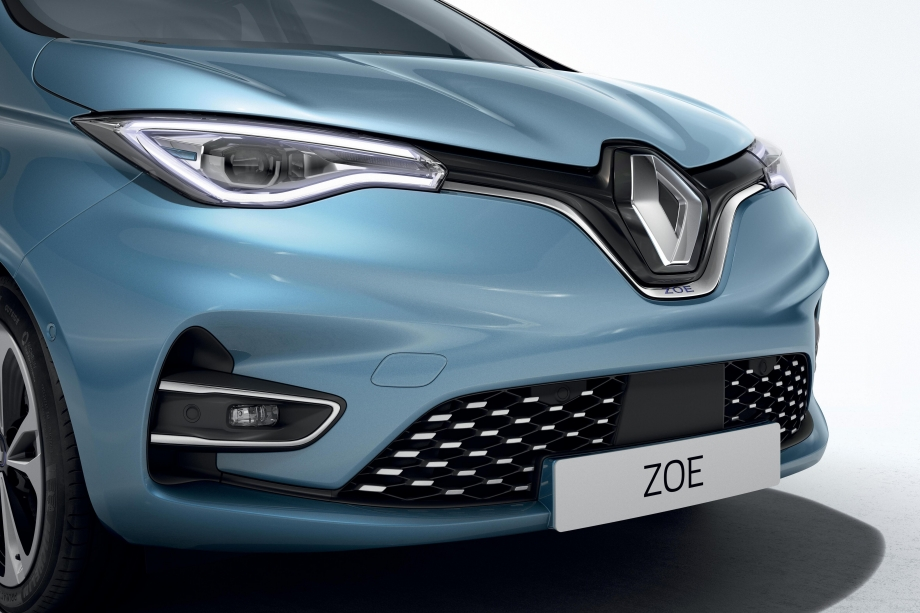 Renault RENAULT ZOE E-TECH ELECTRIC 2