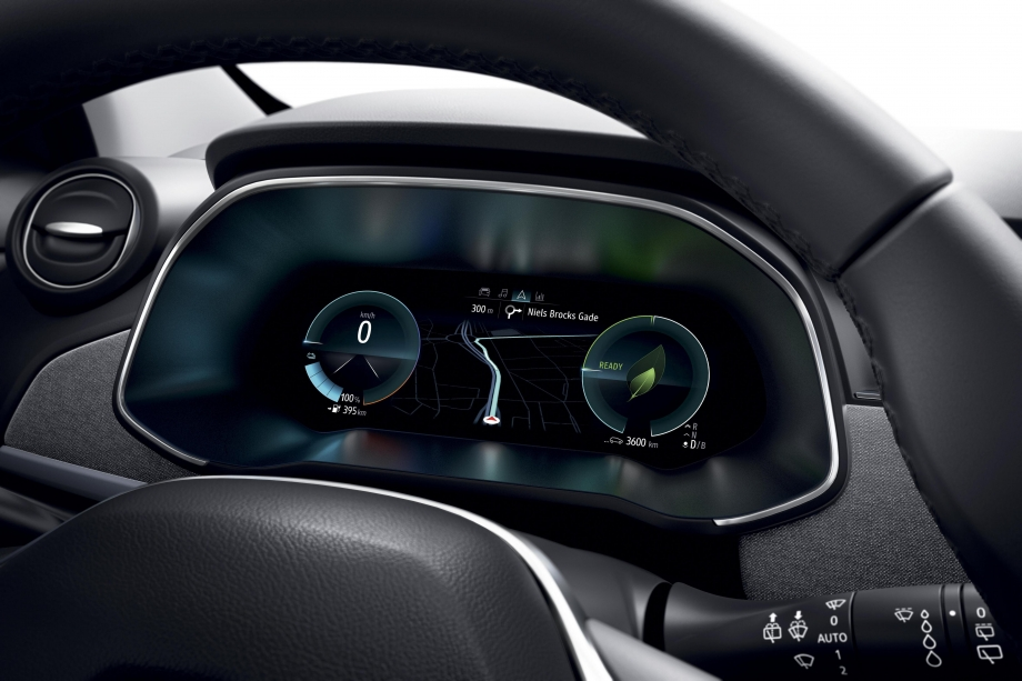 Renault RENAULT ZOE E-TECH ELECTRIC 3