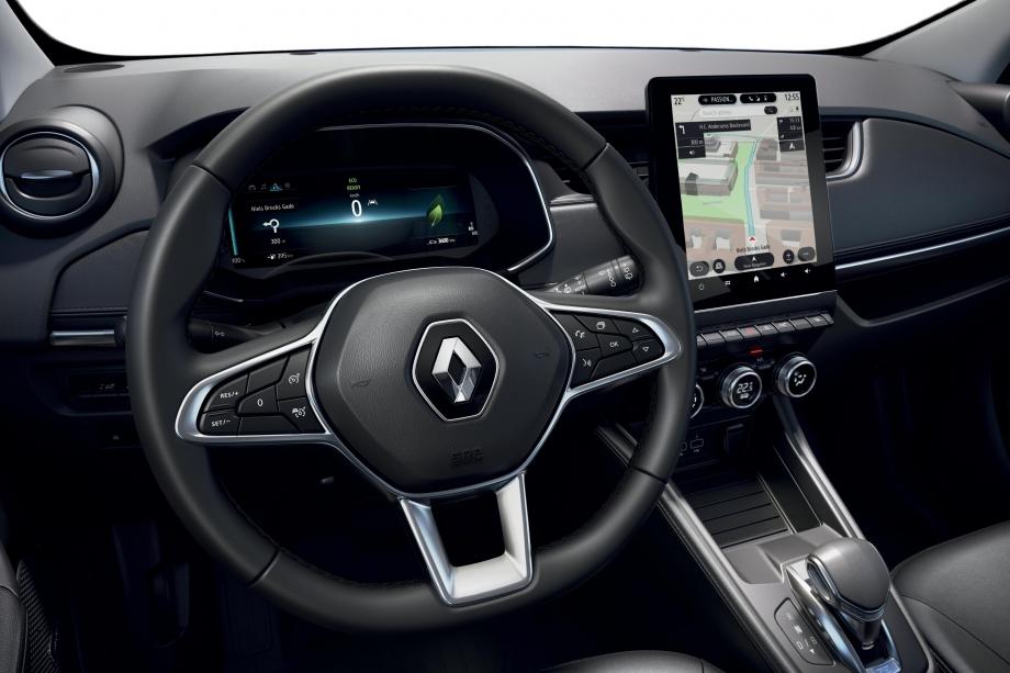 Renault RENAULT ZOE E-TECH ELECTRIC 5