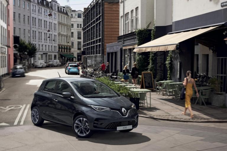 Renault RENAULT ZOE E-TECH ELECTRIC