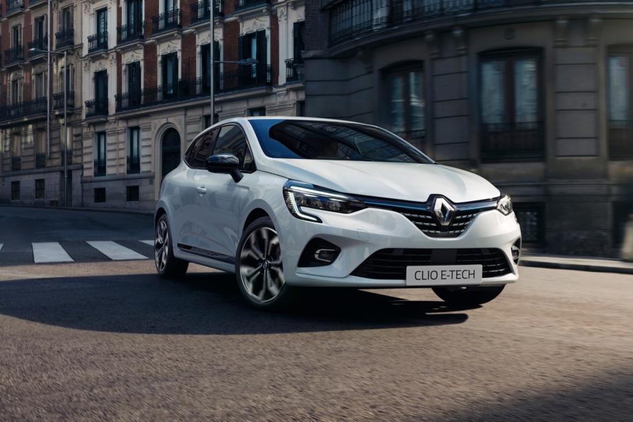 Renault CLIO E-TECH HYBRID 1
