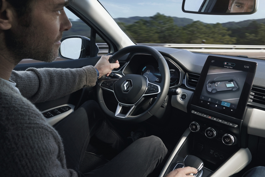 Renault CAPTUR  E-TECH PLUG-IN HYBRID 4