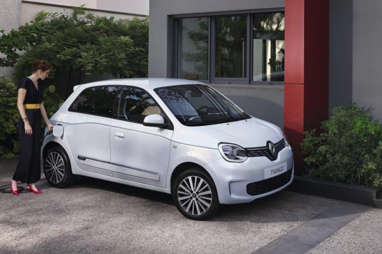Renault RENAULT TWINGO E-TECH ELECTRIC