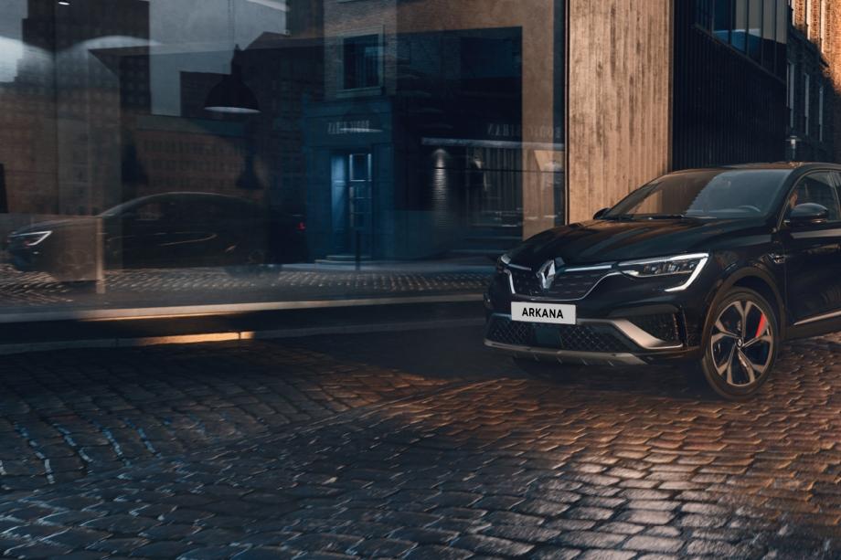 Renault NUOVO RENAULT ARKANA 1