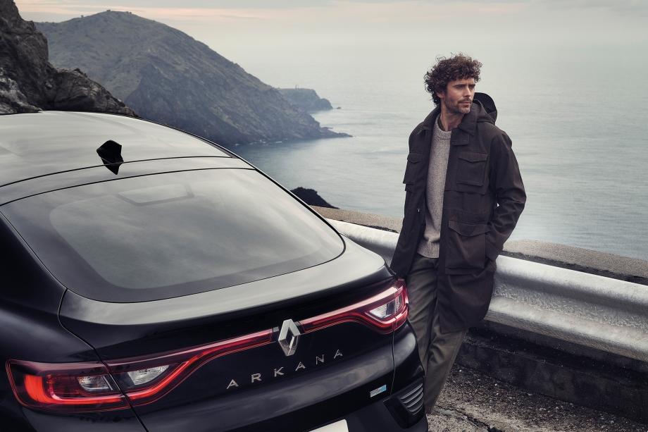 Renault NUOVO RENAULT ARKANA 4