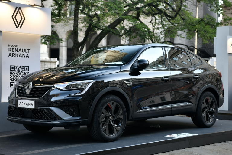 Renault NUOVO RENAULT ARKANA