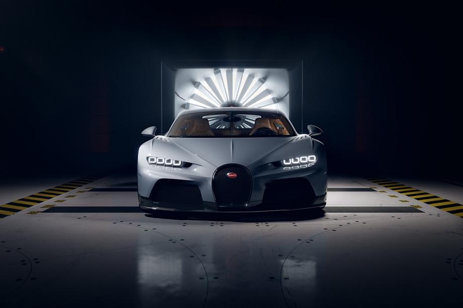 Bugatti CHIRON SUPER SPORT 1