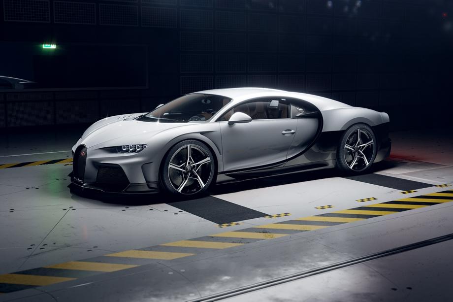 Bugatti CHIRON SUPER SPORT 2