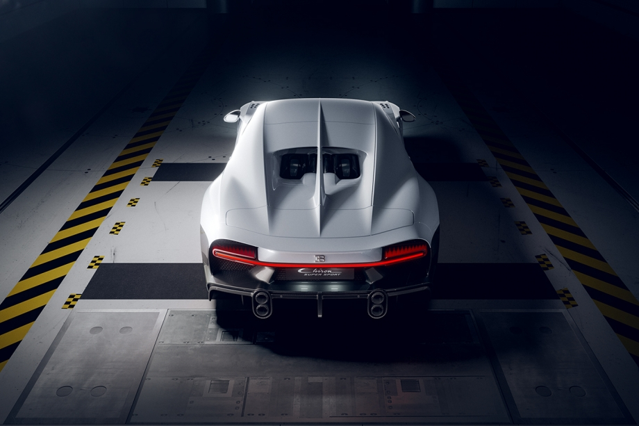 Bugatti CHIRON SUPER SPORT 4