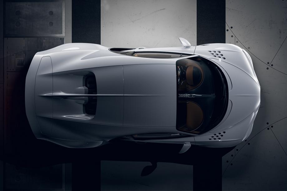 Bugatti CHIRON SUPER SPORT 6