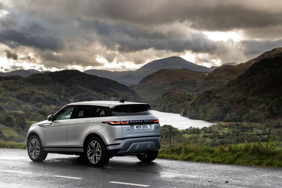 Land Rover Evoque Plug-In Hybrid 2