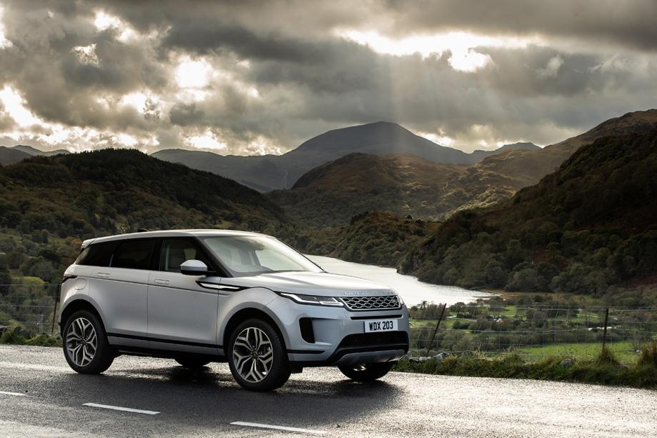 Land Rover Evoque Plug-In Hybrid 4