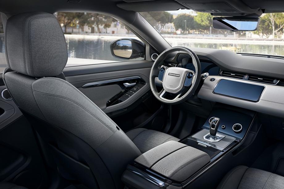 Land Rover Evoque Plug-In Hybrid 6