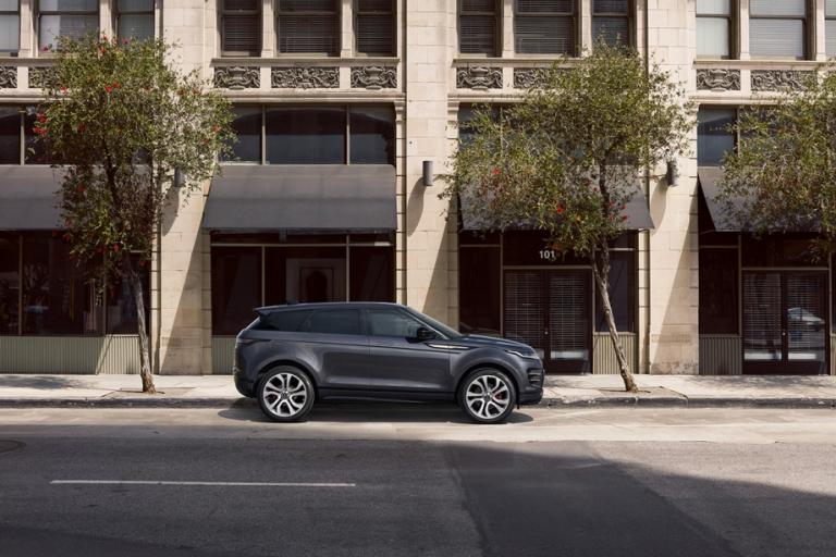 Land Rover Evoque Plug-In Hybrid