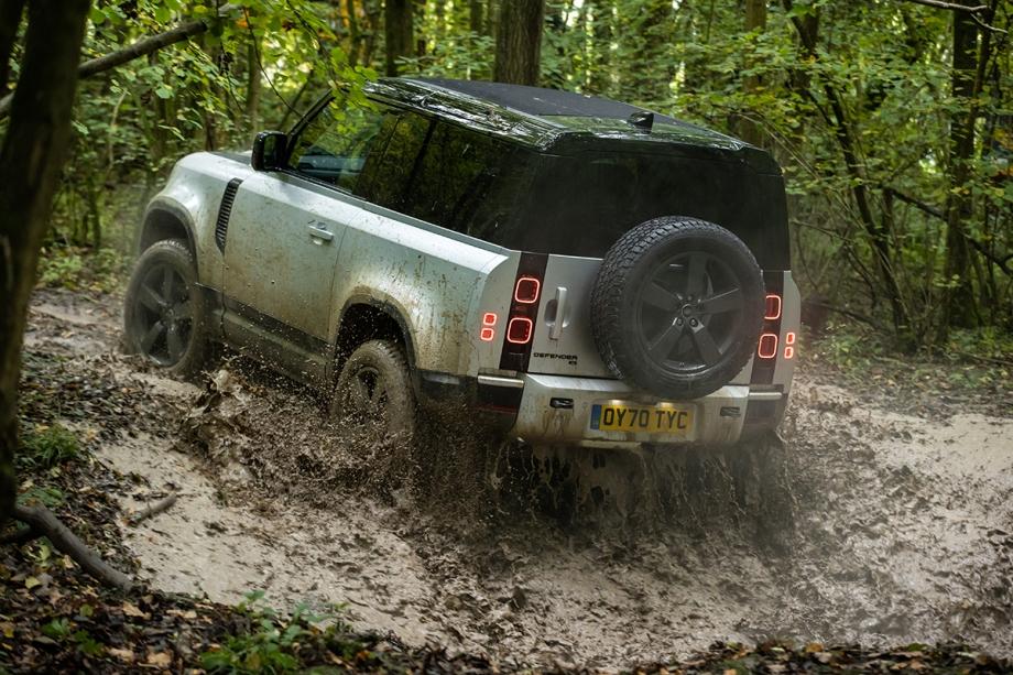 Land Rover Defender 90 X 2