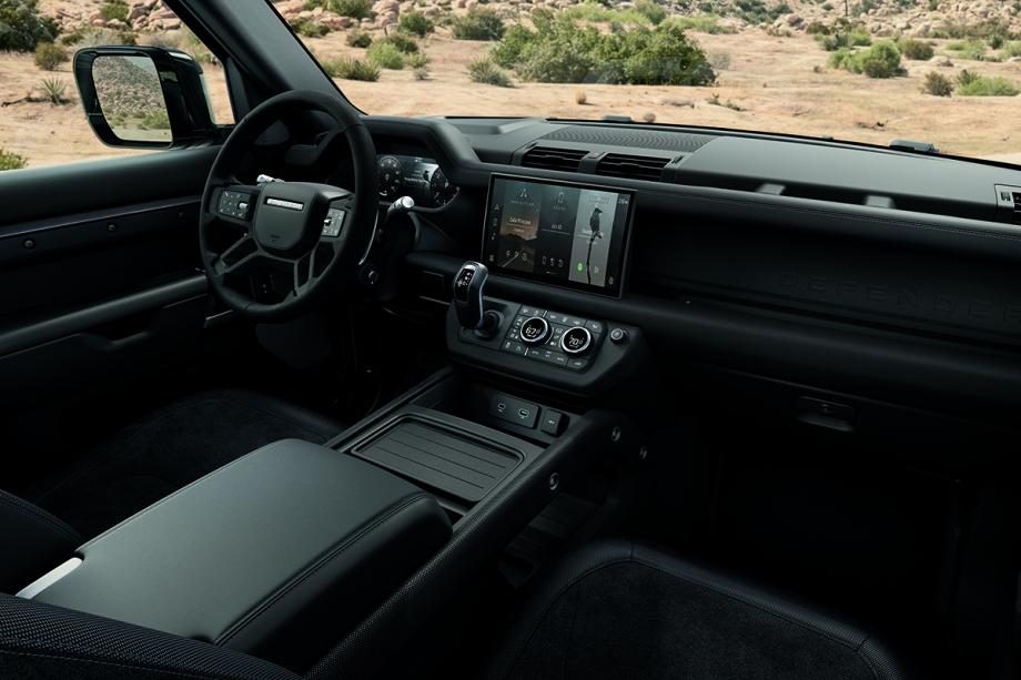 Land Rover Defender 90 X 4