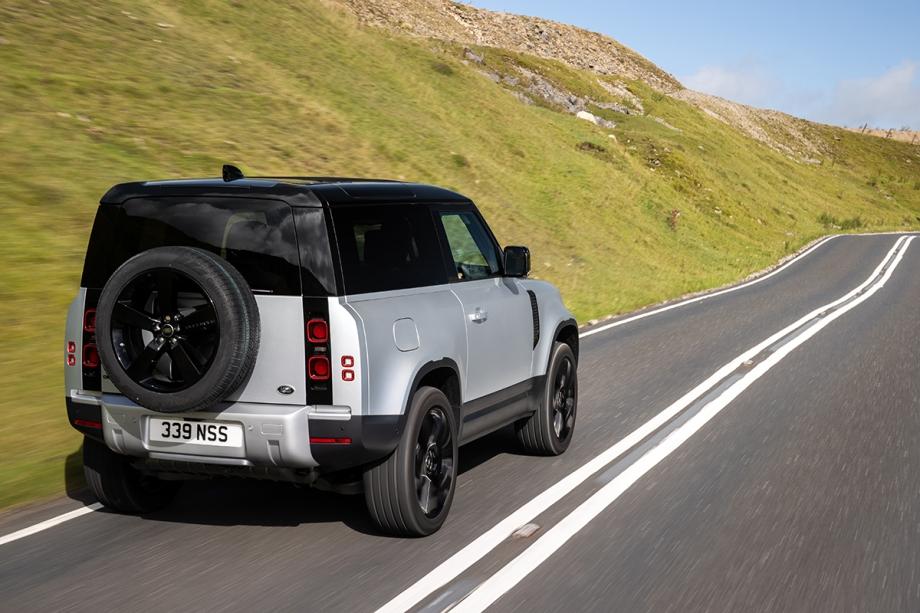 Land Rover Defender 90 X 6