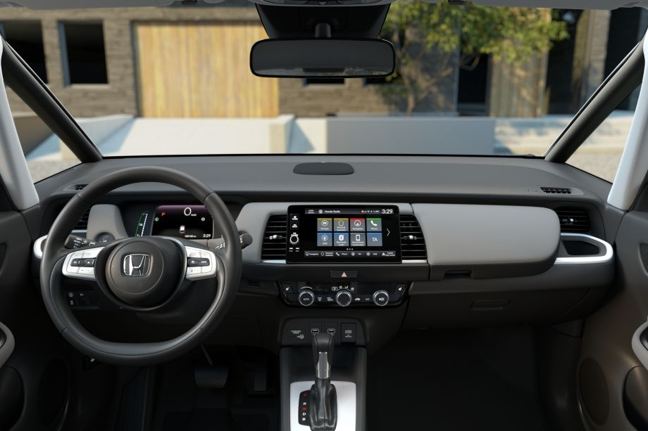 Honda Jazz e:HEV 1.5 Crosstar Executive eCVT Bicolor 3