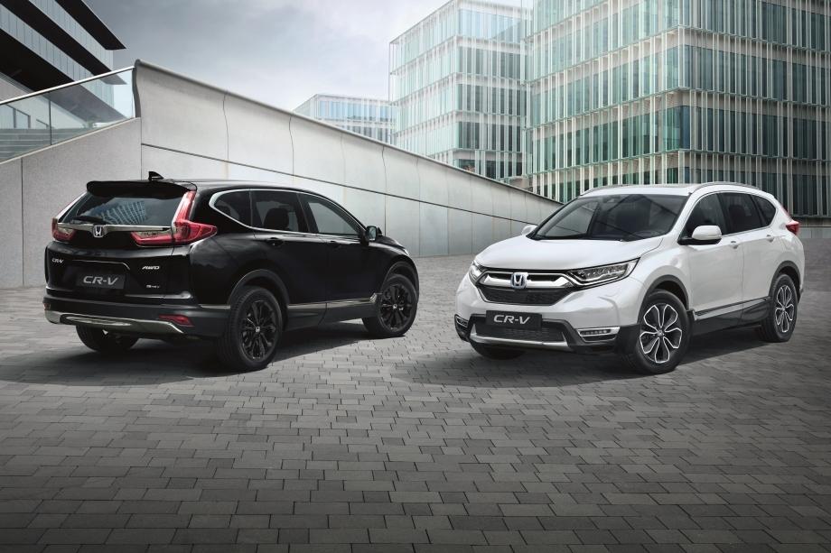 Honda CR-V e:HEV Sport Line 2WD  2