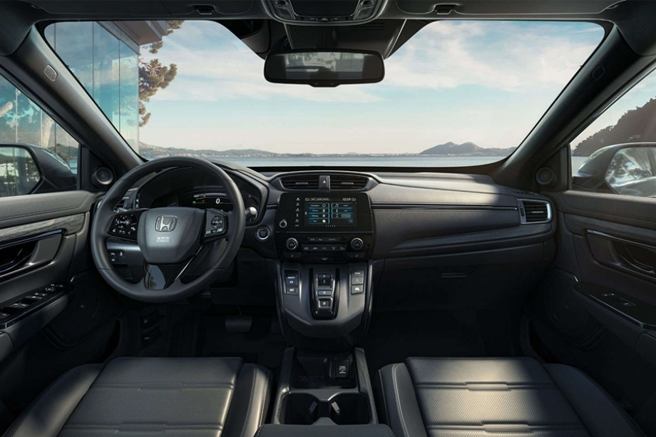 Honda CR-V e:HEV Sport Line 2WD  6