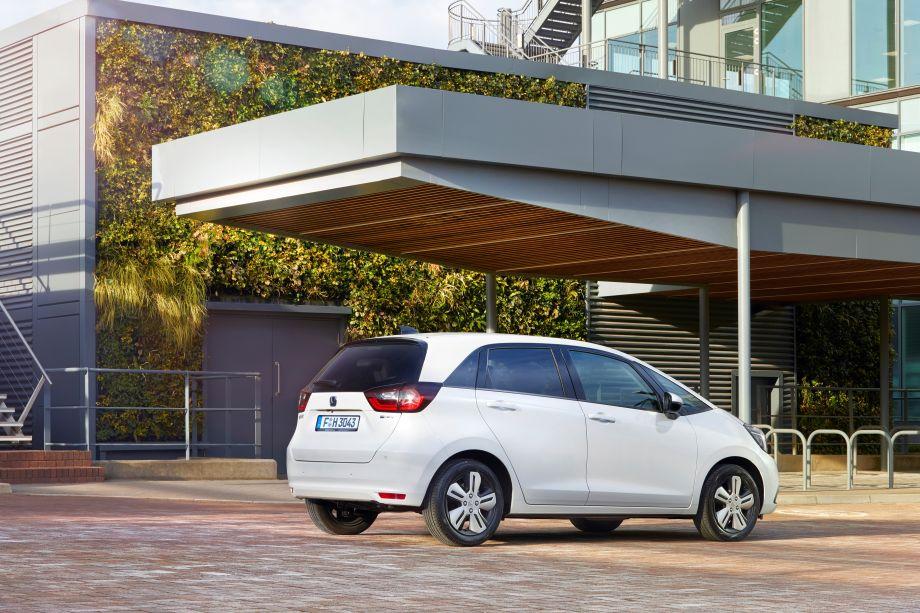 Honda Jazz e:HEV 1.5 Executive eCVT 6