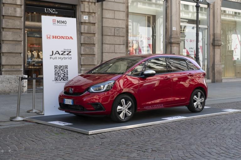 Honda Jazz e:HEV 1.5 Executive eCVT