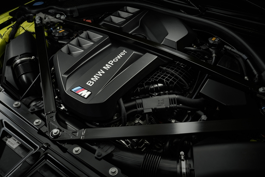 BMW NUOVA BMW M4 COMPETITION COUPE' 4