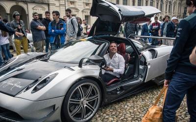 Il Motor Show a Milano