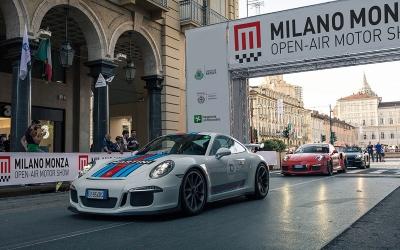 Monza President Parade