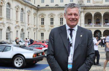 85° Pininfarina 16 - Salone Auto Torino Parco Valentino