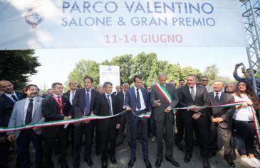 Inaugurazione 2 - Salone Auto Torino Parco Valentino