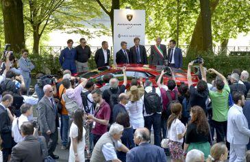Inauguration 7 - Salone Auto Torino Parco Valentino